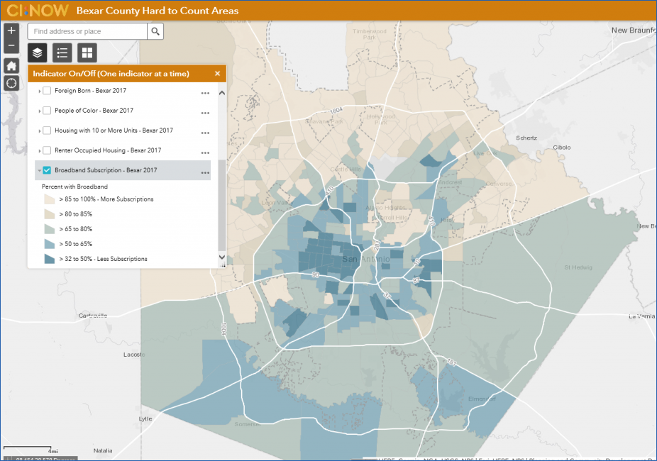 Community Information Now – turning data into information ...